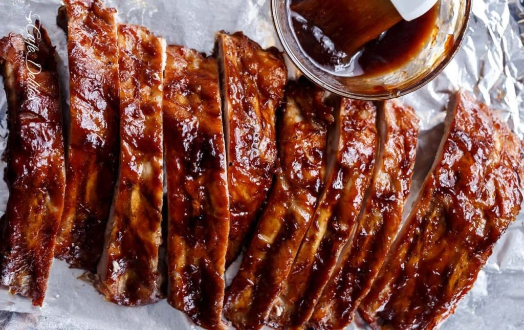recipe for asian pork spare ribs