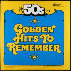 Golden Hits of the 50's